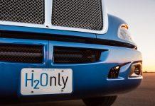 Toyota utilise des chariots à hydrogène
