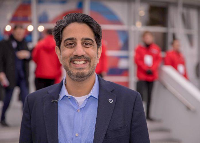 Zaki Fasihuddin, le responsable du fonds d'investissement