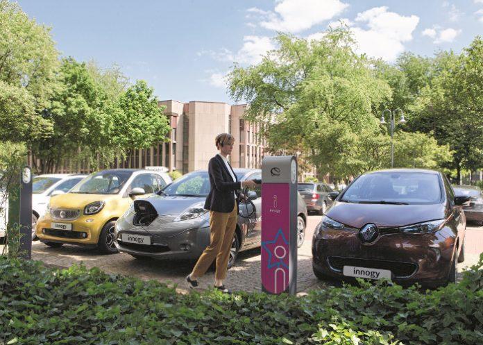 innogy et DKV lancenet un partenariat autour des bornes de recharge électrique