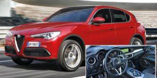 Packs Business 2018 Segments D et H - Alfa Romeo Stelvio