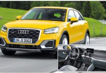 Packs business 2018 segment C -Audi Q2
