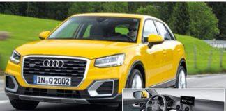Packs business 2018 segment C -Audi Q2