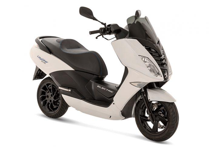 Peugeot scooter EU-LIVE L3e