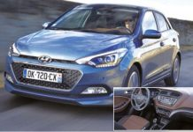 Packs Business Segments A et B - Hyundai i20
