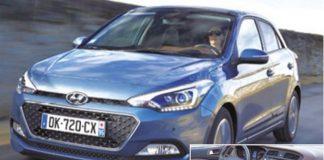 Packs Business Segments A et B - Hyundai i20
