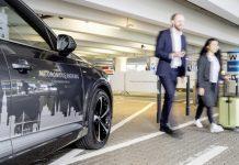 volkswagen parking autonome hambourg
