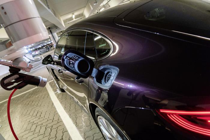 volkswagen recharge autonome