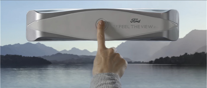 Ford Feel the view appareil