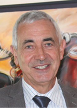 Alain Motz, secrétaire général, Eurofeu