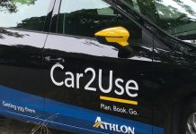 Car2Use Athlon