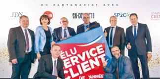 Renault Service client - Equipe SRC - Service Client de l'annee 2018