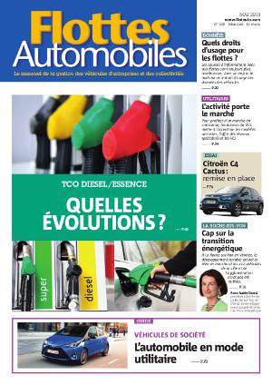 Flottes Automobiles N°238