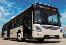 Iveco Bus urbanway GNC