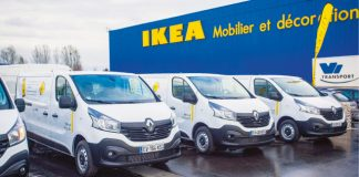 Renault Mobility Ikea