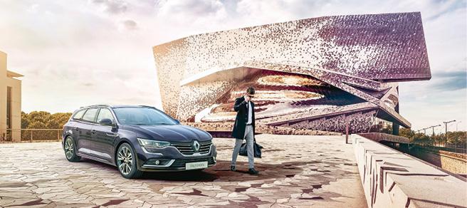 Renault Talisman Estate Initiale Paris