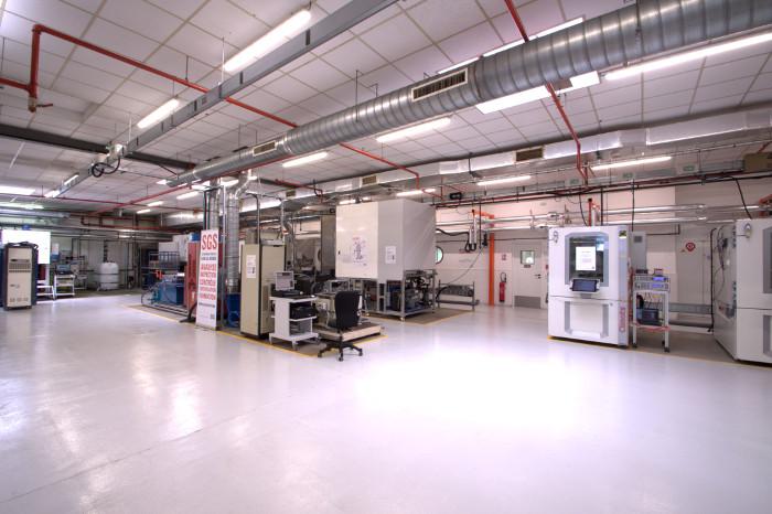 SGS Laboratoire Vibration