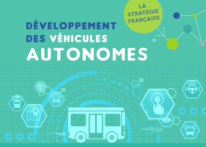 Développement des véhicules autonomes stratégie française