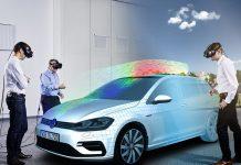 Réalité virtuelle Volkswagen