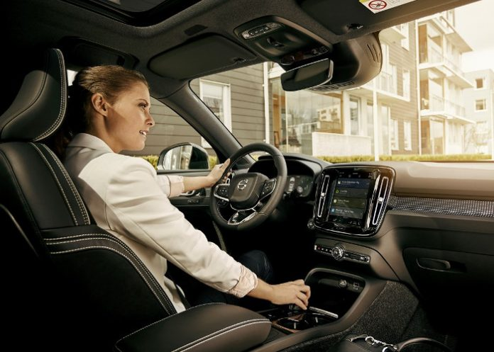 Volvo Sensus et Android fonctionnent ensemble