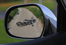 accidentalité routière vélo mort