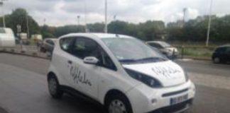 Afflelou Bluecar