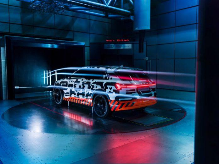 Audi e-tron Cx
