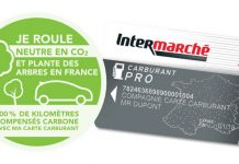 carte carburant pro Intermarché