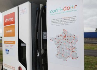 Recharge application - Corri-door