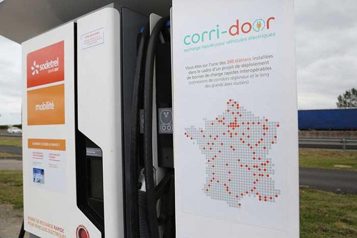 Recharge application - Corri-door