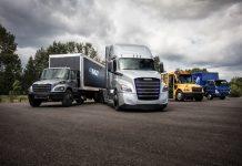 Daimler Trucks poids lourds électriques
