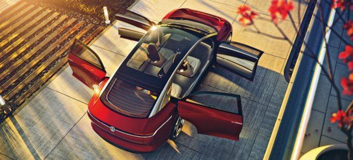 Innovation Volkswagen - I.D. Vizzion