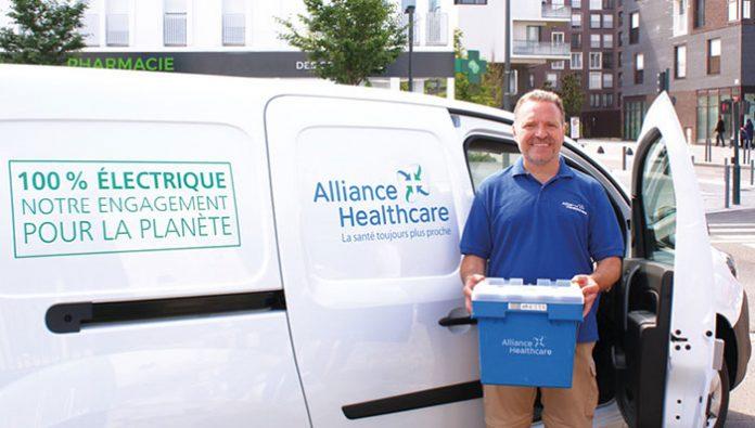 Alliance Healthcare Répartition