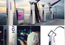 Infrastructures de recharge - Ionity