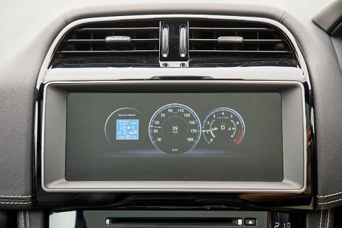 Jaguar Land Rover autonome 2