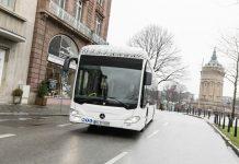 Citaro bus électrique Mercedes-Benz