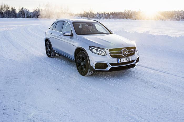 Mercedes GLC F-Cell
