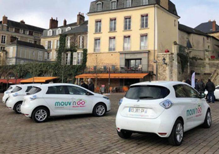 Pôle Métropolitain Le Mans Sarthe : service d'autopartage électrique Mouvngo
