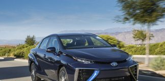 Véhicules hydrogène - Toyota Mirai