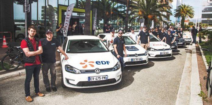 Volkswagen électromobilité - Rallye Electrip
