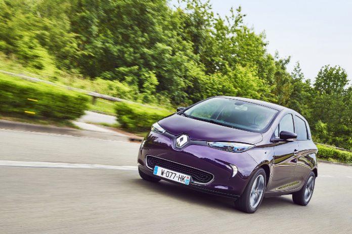 Renault Zoé 110 ch