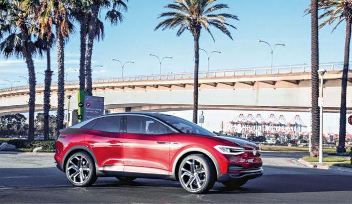 En route vers le futur Volkswagen I.D. Crozz