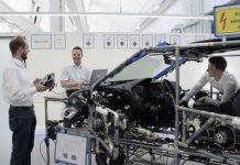 Volkswagen ingénieurs voiture électrique