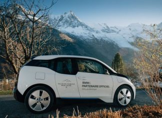 BMW i Chamonix