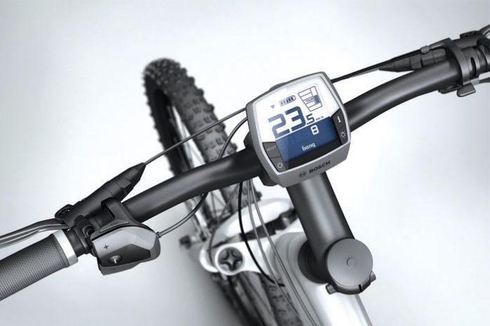 Vélos à assistance électrique (VAE) - Bosch eBike System Intuvia