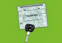 certificat assurance