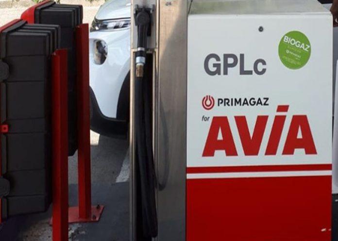 GPLc Aviva Primagaz