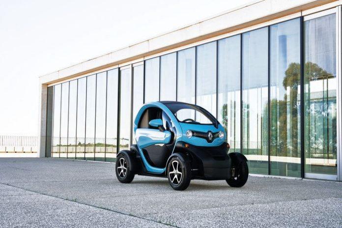 Quadricycles électriques - Renault Twizy