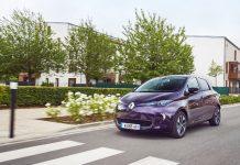 Renault autopartage Paris - Renault Zoé