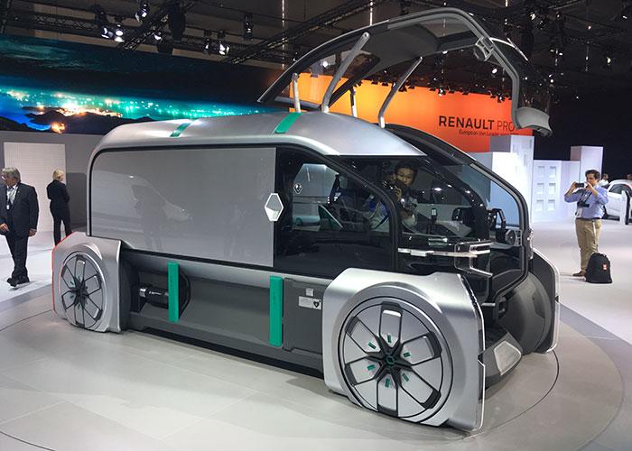 Renault EZ Pro