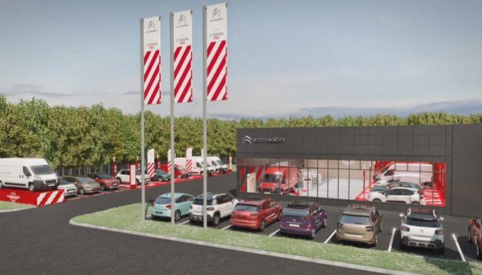 Citroën concessions professionnels